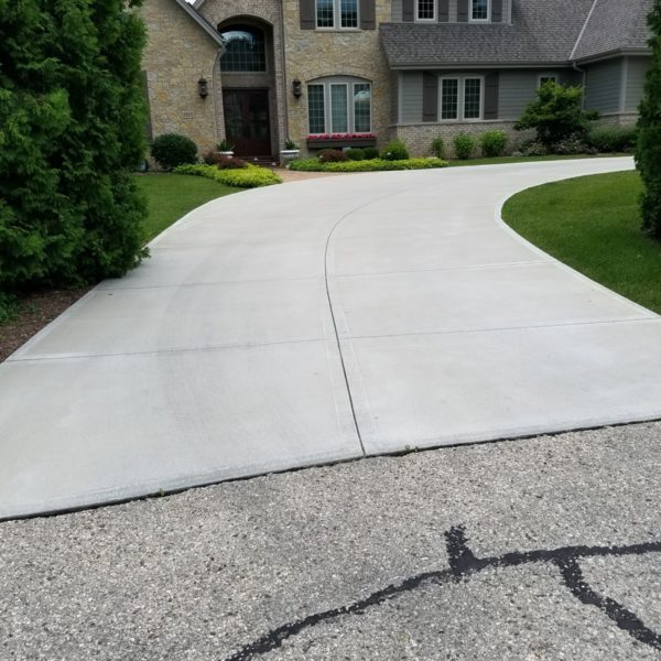 Concrete Driveway Brookfield